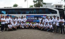 Federal Oil Online Community Gathering Factory Visit 2013-1