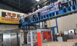 Federal Oil Online Community Gathering Factory Visit 2013