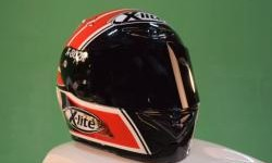 Desain Helm Doni Tata di Moto2