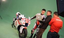 Photo Session II Doni Tata Pradita Tim Federal Oil Gresini Moto2