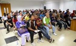 Jaringan Outlet Federal Oil dari  Sumatera, Sulawesi dan Kalimantan Kunjungi Pabrik Federal Oil di P