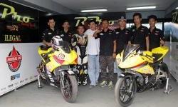 Tim Ilegal Racing di Yamaha Sunday Race R Cup seri 2