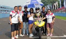 Tim Ilegal Racing di Yamaha Sunday Race R Cup seri 2
