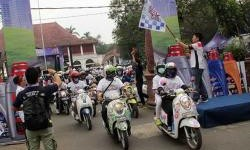 Federal Matic Spesial City Rally Palembang