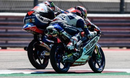 Jorge Martin Menangkan Moto3 Amerika, Kembali Pimpin Kelasemen
