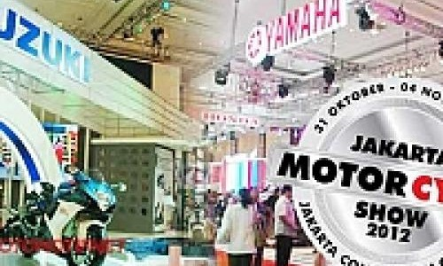 JMCS 2012 Akan Diramaikan 10 Merek Motor