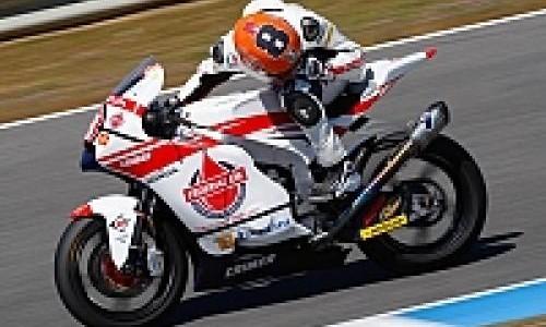 Federal Oil Resmikan Kerjasama Dengan Tim Gresini Moto2
