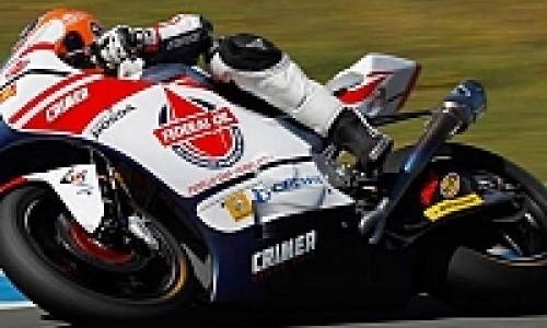Rea Target Masuk Lima Besar Klasemen Moto2