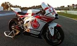 Nih Dia Tampang Motor Federal Oil Gresini Moto2 Team