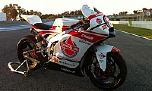 Nih Dia Tampang Motor Federal Oil Gresini Moto2 Team