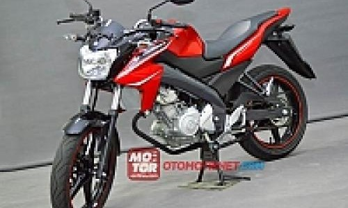 Inikah Tampang Yamaha New V-Ixion?