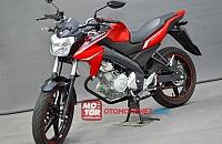 Inikah Tampang Yamaha New V-Ixion?