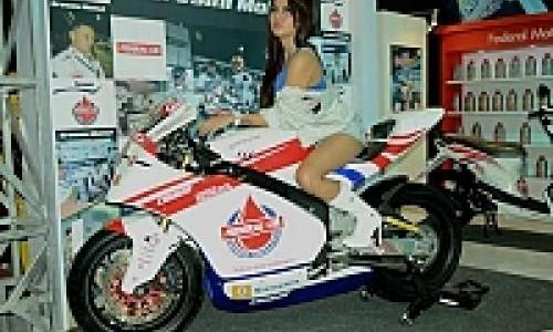 Motor Tim Federal Oil Gresini Moto2 Hadir di JMCS 2012