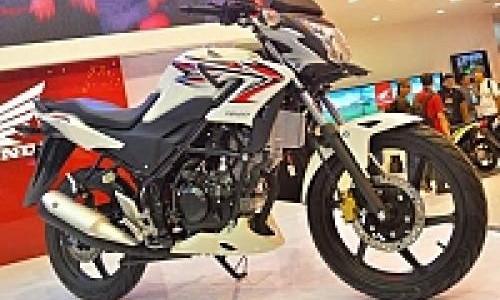 Honda Resmi Menampilkan  CB150R di JMCS 2012