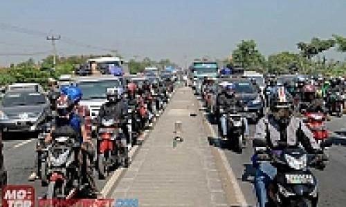 Bikers : Pembatasan Jarak Tempuh Motor Mengada-ada!