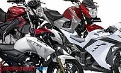 Pasar Motor Sport Tanah Air Masih Didominasi 150 cc