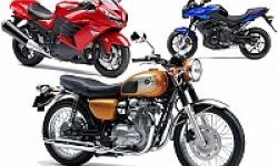 Semua Produk Global Kawasaki Akan Hadir di Indonesia