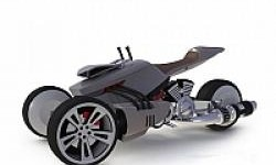 Konsep Gila T.Rover Roadster Tanpa Setang!