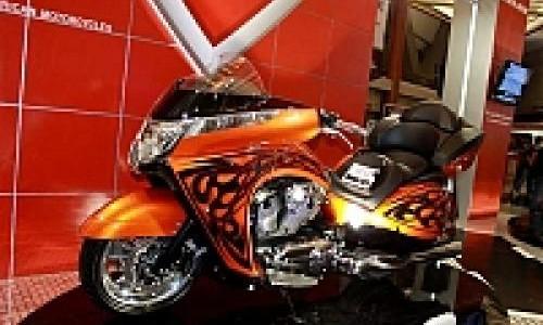 Ini Dia Satu Motor Termahal yang Laku di JMCS 2012