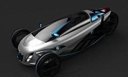 BMW i1 Concept, Pacuan Canggih Bertenaga Listrik