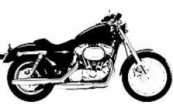 Harley Davidson Bikin Moge Khusus Untuk India