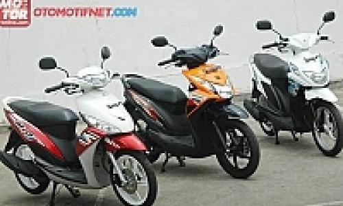 Komparasi Tiga Skutik 110 cc Injeksi (bagian 4)