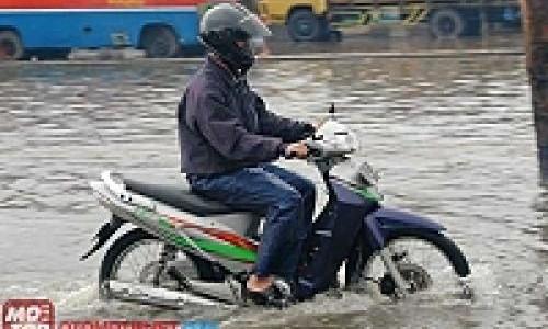 Riding Bertelanjang Kaki Rawan Penyakit!