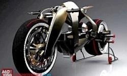 Peugeot 515 Motorcycle, Konsep Pelari Masa Depan