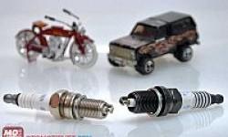 Gunakan Busi Mobil di Sepeda Motor, Usia Pakai Lebih Pendek