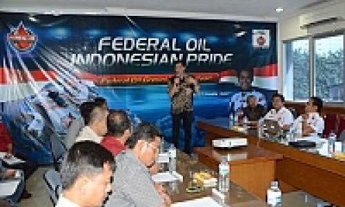 Federal Oil Optimis Doni Tata Tampil Kompetitif di Moto2