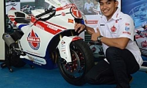 Federal Oil Bangga Bawa Pembalap Indonesia ke Moto2