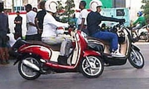 Honda Scoopy Injeksi Tampil 6 Februari 2013