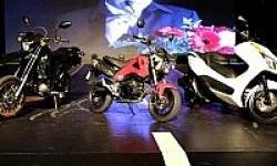 Awal 2013, Honda Thailand Tebar Pesona Tiga Produk Baru
