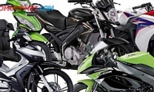 Penjualan Motor 2012 Hanya Capai 7,1 Juta