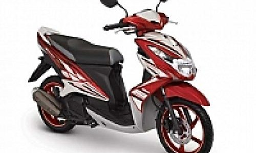 Pilihan Warna Sporty Yamaha Xeon RC