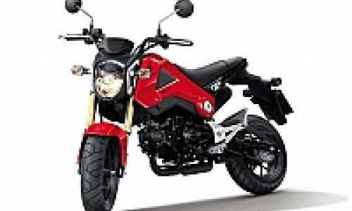Menilik Honda MSX125, Pesaing Dekat Kawasaki KSR110