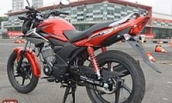 Demi Utilitas, Honda Verza 150 Tetap Gunakan Dual Shock
