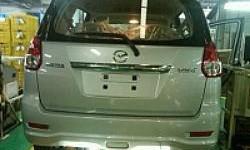 Mazda Siap Tampilkan Low MPV Kembaran Ertiga