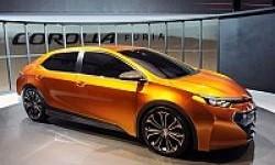 Wajah Baru Toyota Corolla Muncul di AS