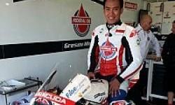Jelang Tes Perdana Moto2, Doni Tata Giat Latihan Fisik