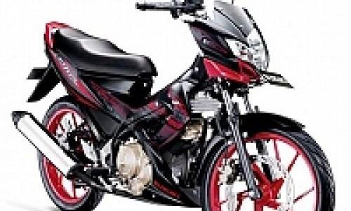 Suzuki Hadirkan Nex, Smash Titan dan Satria FU Black Fire Edition