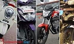 Apakah Peluncuran Sepeda Motor Baru Pengaruhi Penjualan Tahun 2013?