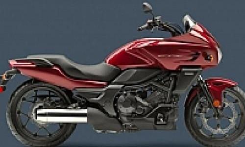 Motor Touring Honda CTX700 Tampil Tahun Ini
