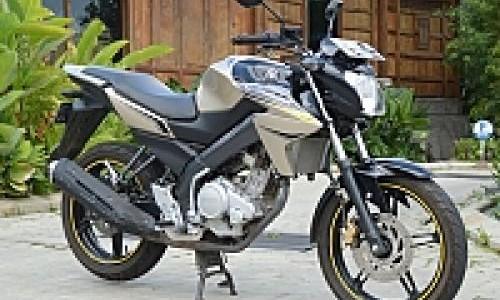 Penjualan Yamaha New V-Ixion Tembus 18 Ribu Unit!