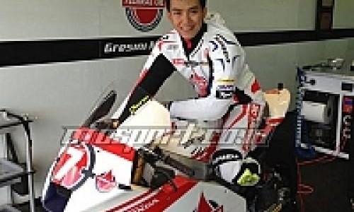 Cuaca Buruk Warnai Sesi Test Moto2 di Jerez