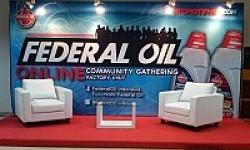 Komunitas Roda Dua Kunjungi Fasilitas Produksi Federal Oil
