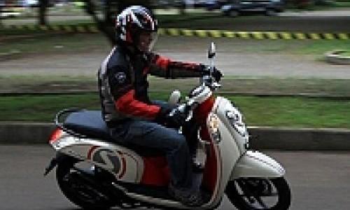 Tak Hanya Irit, Honda Scoopy FI Juga Kian Responsif