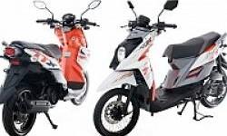 Peluncuran Yamaha X-Ride Naik ke Merapi!