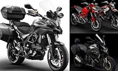 Tambah Model Baru, Ducati Yakin Tembus Penjualan 1000 Unit
