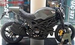 Edisi Spesial Ducati Monster Masuk Indonesia
